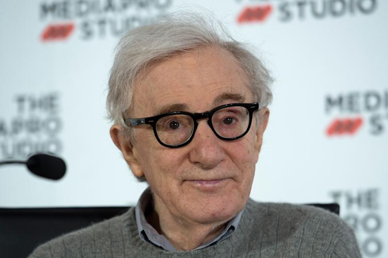 Woody Allen slams son Ronan Farrow's reporting after New York Times' criticism