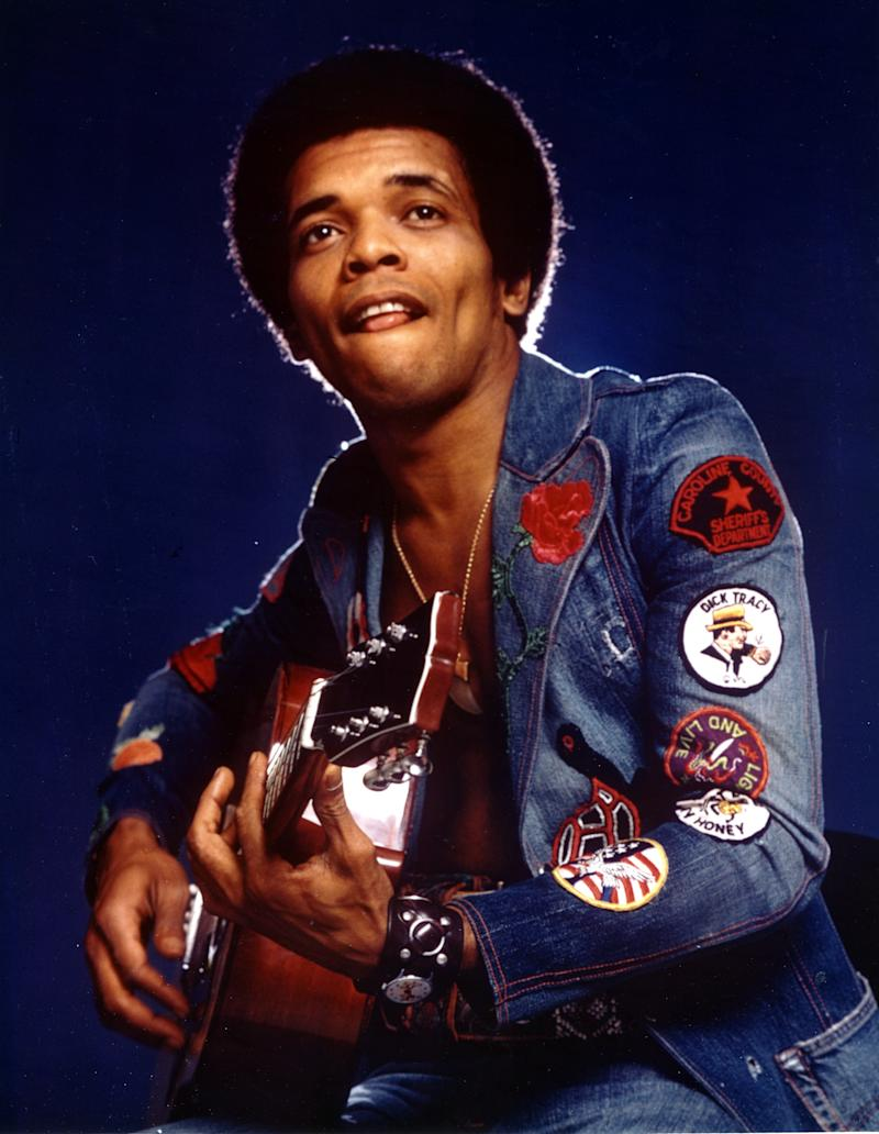 Johnny Nash in the early '70s (Photo: Michael Ochs Archives/Getty Images