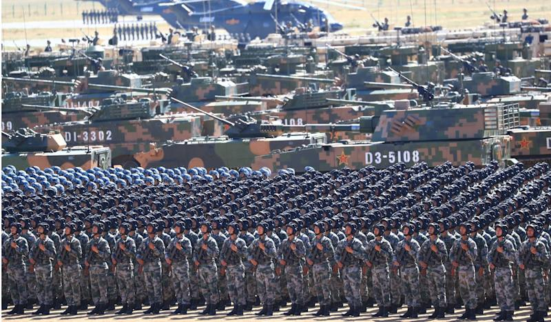Beijing hits back at US defence strategy and 'cold war mindset'