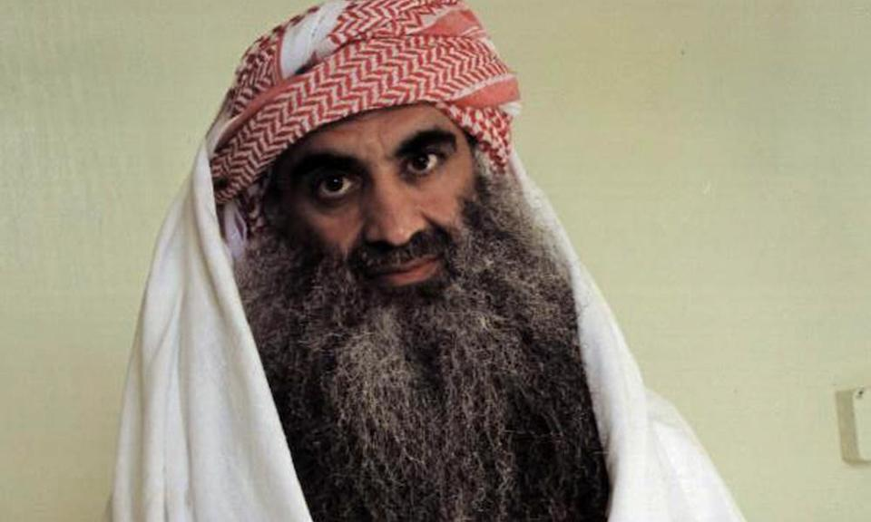 Khalid Sheik Mohammed, the accused mastermind of the 9/11 attacks.