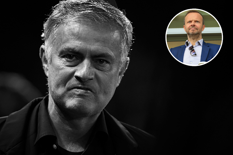 Manchester United Linked With New Jose Mourinho Successor, Not Zinedine Zidane