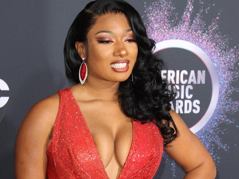 Megan Thee Stallion accuses record label of preventing her from releasing new music