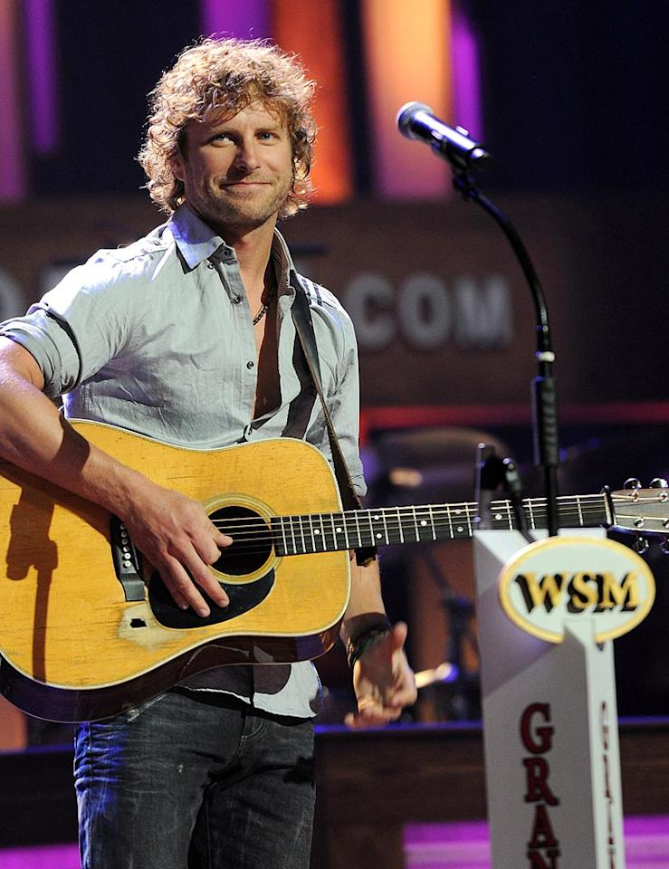 """November 20: Dierks Bentley turns 35 Rick Diamond/<a href=""""http://www.gettyimages.com/"""" target=""""new"""">GettyImages.com</a> - September 28, 2010"""