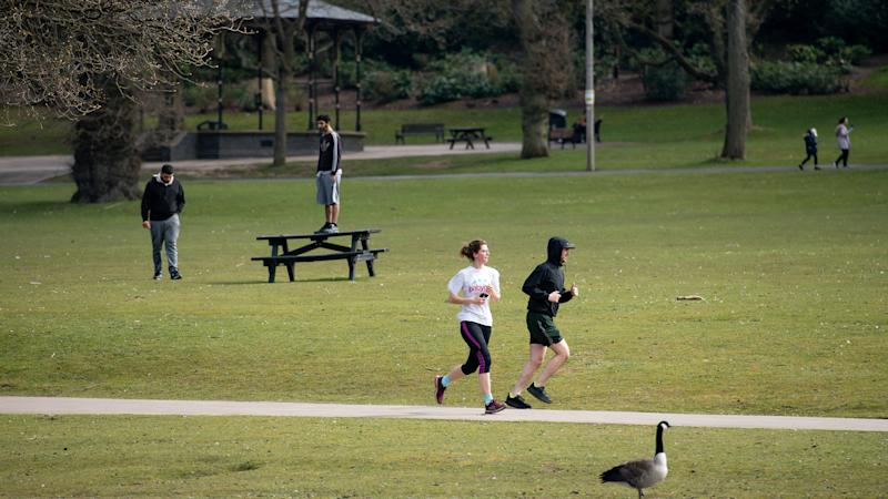 Autistic people 'judged by public and police' over distancing during exercise