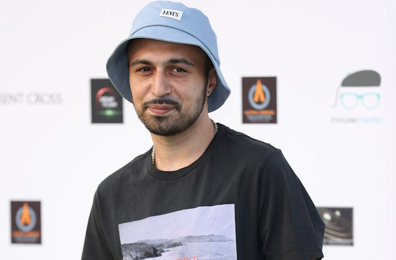 Adam Deacon has revealed he suffered a mental breakdown during lockdown. (Getty Images)