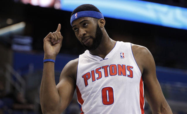 The 10-man rotation, starring Andre Drummond, on the verge of becoming a very, very scary individual