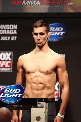 UFC on Fox 8 Results: Rory MacDonald Outjabs Jake Ellenberger for Unanimous Decision Win