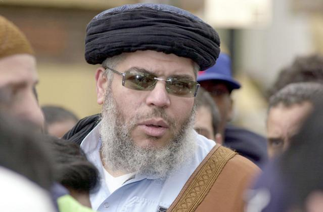 Abu Hamza is currently serving a life term in the US after being convicted of terrorism charges (Picture: PA)