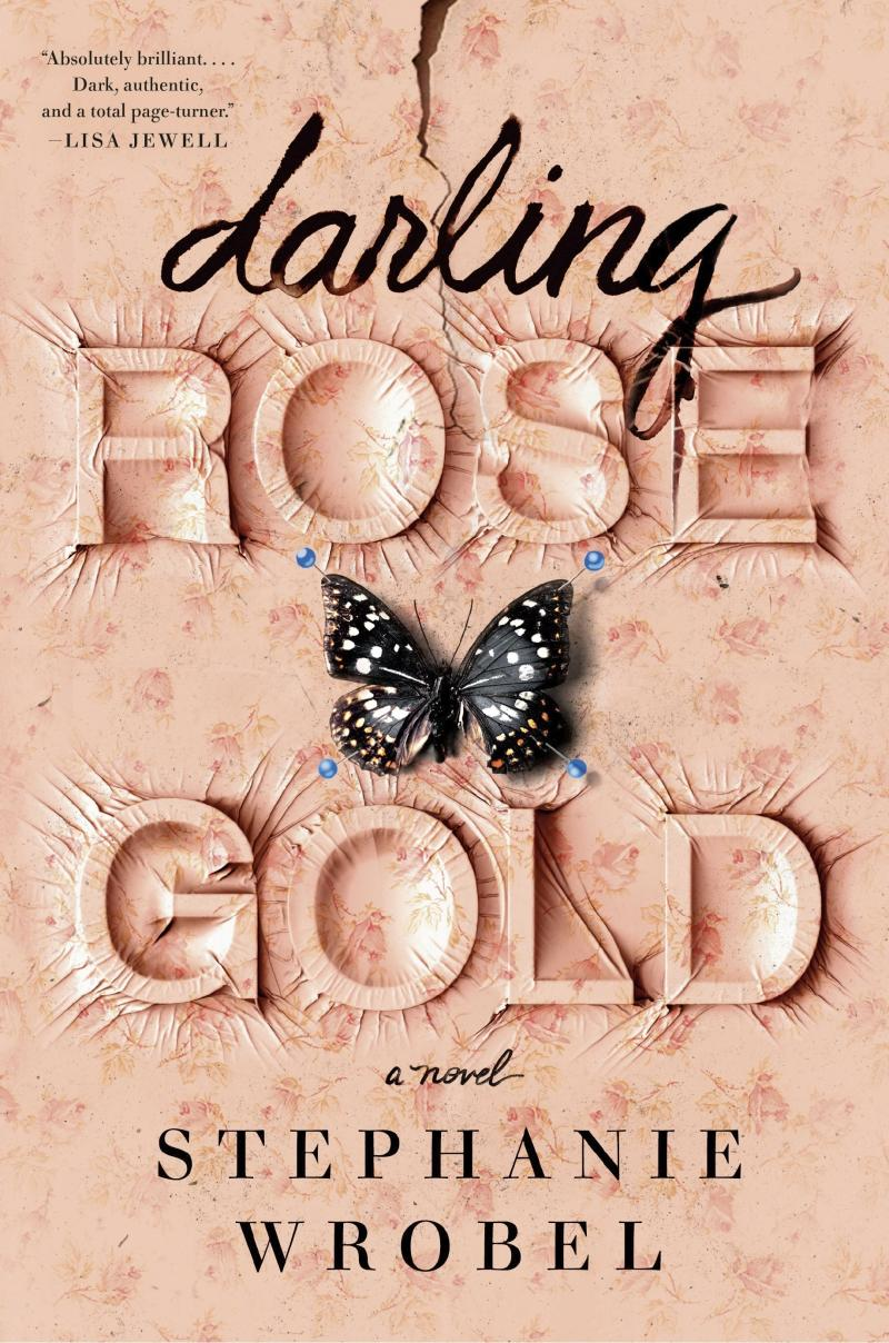 Book Review - Darling Rose Gold