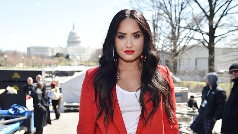 Demi Lovato Shares How She Spent Her Sober New Year's Eve