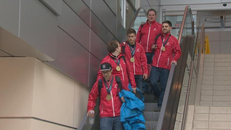 University curling champs have eyes set on Brier berth