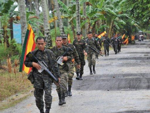 The Moro Islamic Liberation Front (MILF) has waged rebellion against the Philippines government since 1978