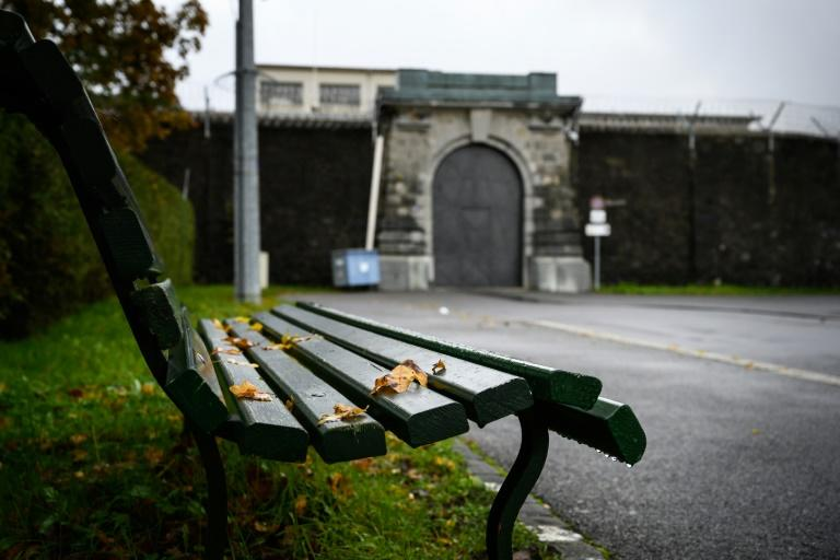 Most legal and criminal justice experts in Switzerland believe that the right to die extends to convicts. Shown here is Lausanne's Bois-Mermet prison (AFP Photo/FABRICE COFFRINI)
