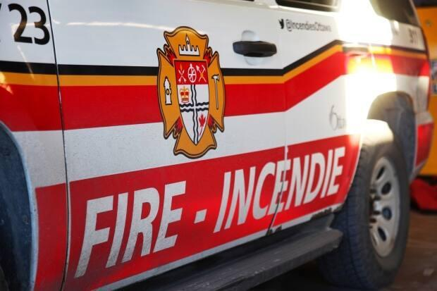 Doug McLennan, president of the local firefighters association, says one of his concerns is the timeline the City of Ottawa has set for its workers to be fully vaccinated. (CBC - image credit)