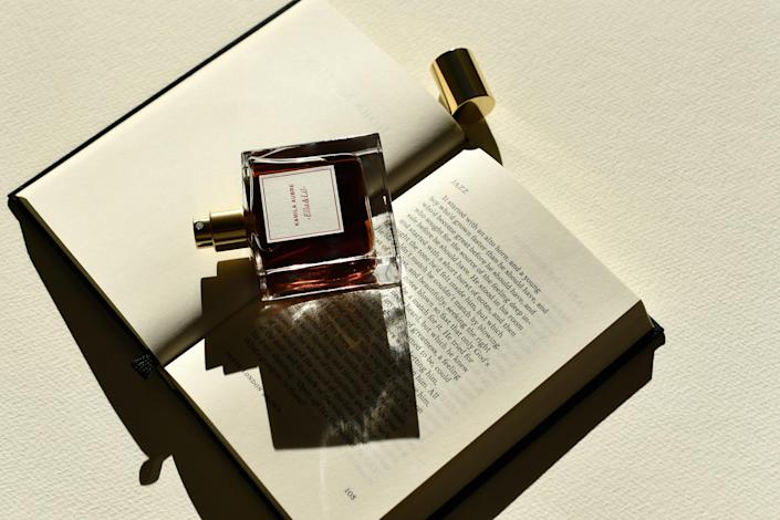 Kamila Aubre's clean scents are inspired by her love of literature (Kamila Aubre)