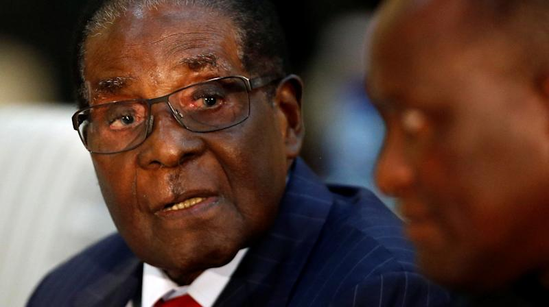 Facing Global Outrage, WHO Revokes Robert Mugabe's Goodwill Ambassador Appointment