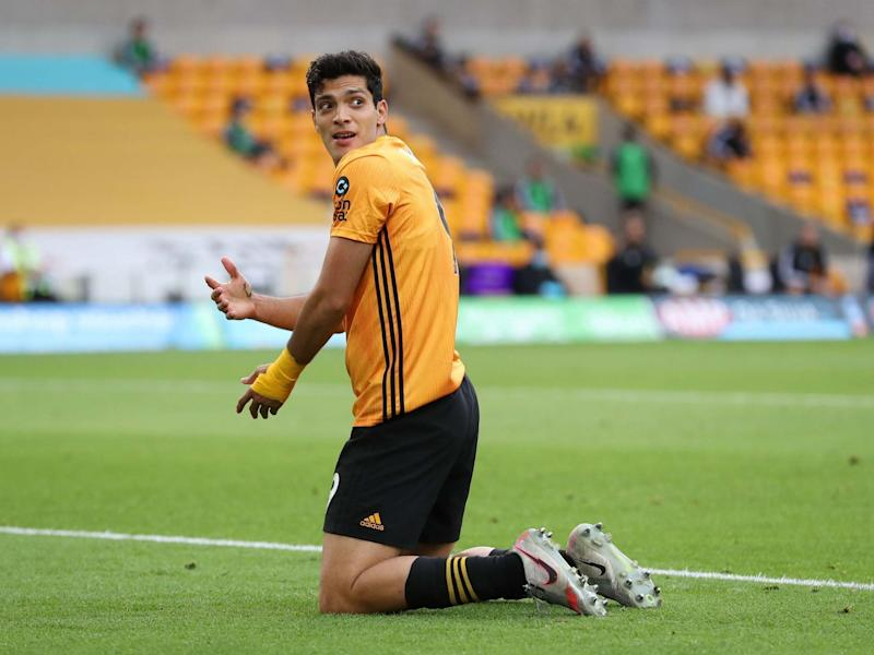 Raul Jimenez has been told to join Manchester United by Mexico boss Gerardo Martino: Getty