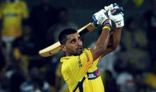 Murali Vijay holds the record for the most sixes by an Indian batsman in a single IPL innings