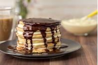"<p>Indulgence at its finest.</p><p>Get the recipe from <a href=""https://www.delish.com/cooking/recipe-ideas/recipes/a46612/boston-cream-pancakes-recipe/"" rel=""nofollow noopener"" target=""_blank"" data-ylk=""slk:Delish"" class=""link rapid-noclick-resp"">Delish</a>.</p>"