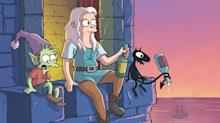 'Disenchantment' trailer reveals a fantasy land gone wrong