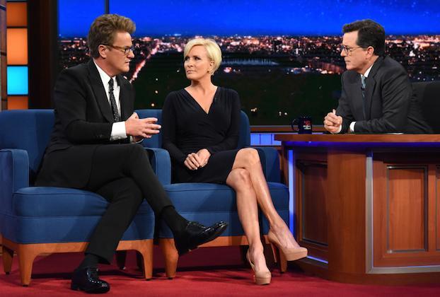 MSNBC's Scarborough says he's leaving GOP