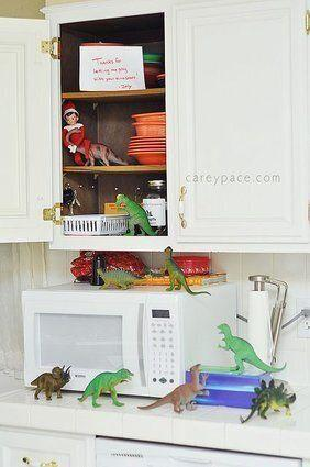 "<p>Have some dinosaurs left over from Dinovember? Set them up on a play date with your elf.</p> <p>Source: <a href=""http://media-cache-ec0.pinimg.com/736x/af/04/ad/af04adaea5e7276e9b7d1f2a90b413a1.jpg"" target=""_blank"">Media Cache</a></p>"