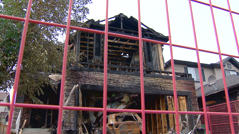 Home in southwest community of Bridlewood destroyed by fire