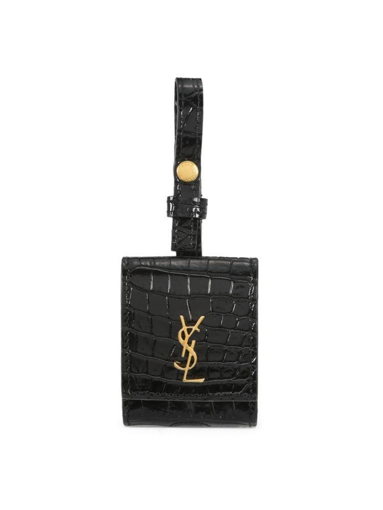 """<p><strong>Saint Laurent</strong></p><p>saksfifthavenue.com</p><p><strong>$295.00</strong></p><p><a href=""""https://go.redirectingat.com?id=74968X1596630&url=https%3A%2F%2Fwww.saksfifthavenue.com%2Fsaint-laurent-crocodile-embossed-leather-airpod-case%2Fproduct%2F0400012156026&sref=https%3A%2F%2Fwww.harpersbazaar.com%2Ffashion%2Fg32447867%2Fbest-gifts-for-coworkers%2F"""" rel=""""nofollow noopener"""" target=""""_blank"""" data-ylk=""""slk:Shop Now"""" class=""""link rapid-noclick-resp"""">Shop Now</a></p><p>This luxury AirPods case is ideal for the coworker with a long commute.</p>"""