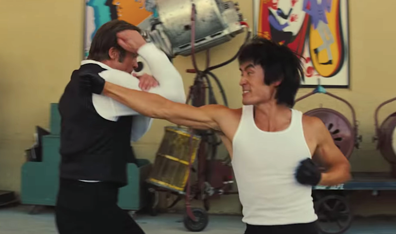 Once Upon a Time in Hollywood's China release canceled over Bruce Lee depiction