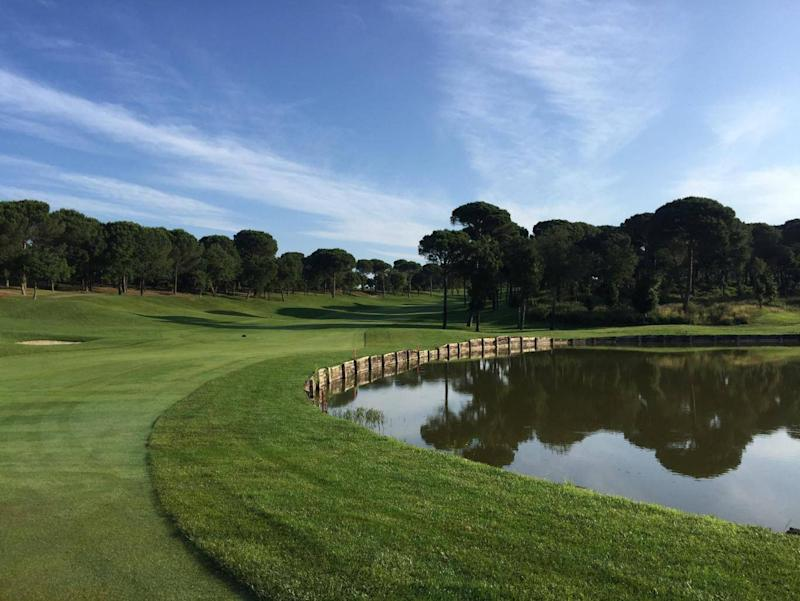 PGA Catalunya golf course has been voted Spain's best (Matt Payton)