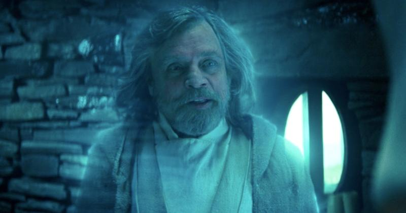 Hamill in The Rise of Skywalker (Credit: Disney/Lucasfilm)