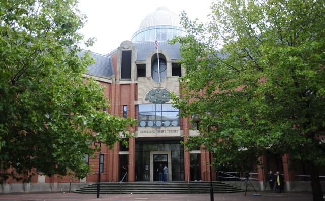 Hull Crown Court stock