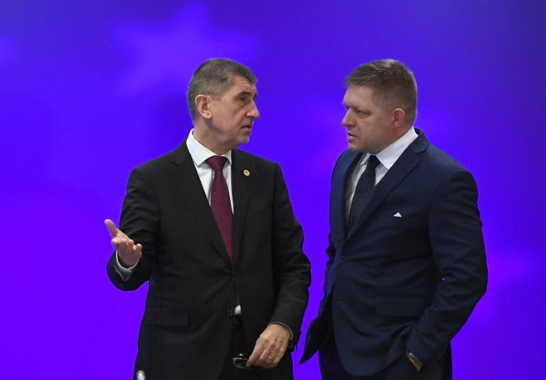 "Slovak-born Czech Prime Minister Andrej Babis spoke via telephone on Monday with his Slovak counterpart Robert Fico who dubbed the divorce ""an unprecedented example of a peaceful split of a federal republic"" in a Facebook post"