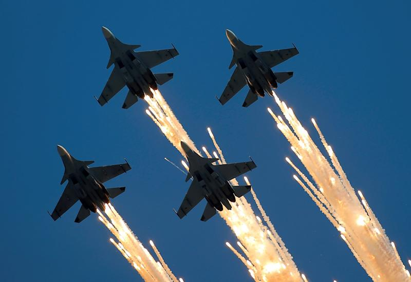 russia military games