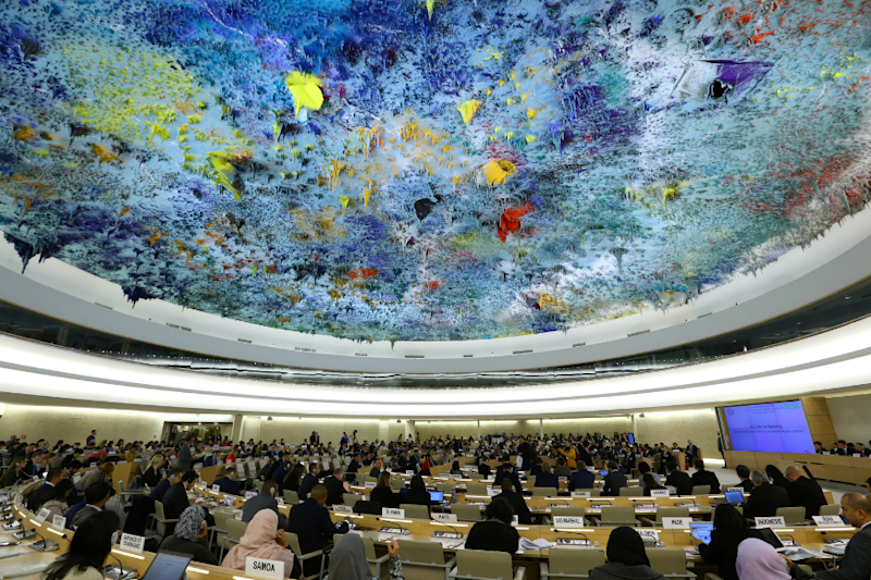 Saudi Arabia Faces First-ever Censure at UN Human Rights Council