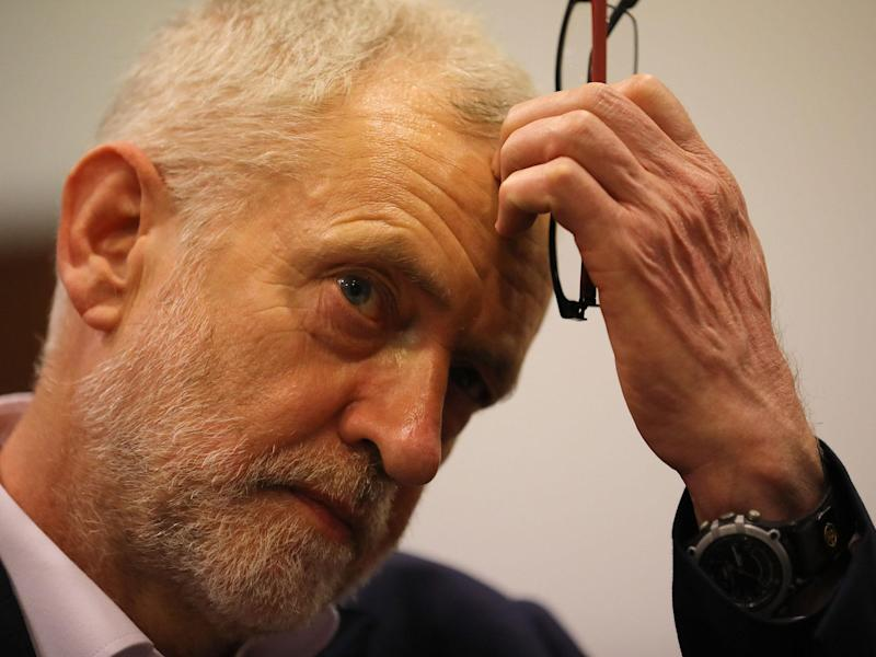 Political leaders like Corbyn are fighting to win votes in the general election on 8 June: Getty