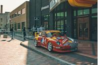 """<p>If you don't already have a favorite race-car livery from the '90s, here you go. These 911 Supercup cars competed from 1994 until 1997 in Porsche's one-make racing series across Europe. A little more than 200 of these 993 Supercups were built. The Porsche Supercup series continued for more than 30 years; today, drivers compete in identical Porsche 911 GT3 Cup cars in Europe, the United States, Mexico, and Bahrain. The 993 was the last of the air-cooled Porsches, but thanks to YouTube, you can still <a href=""""https://www.youtube.com/watch?v=Pv7SQCzbuLg"""" rel=""""nofollow noopener"""" target=""""_blank"""" data-ylk=""""slk:watch these Supercups trade paint at Monaco"""" class=""""link rapid-noclick-resp"""">watch these Supercups trade paint at Monaco</a>.</p>"""