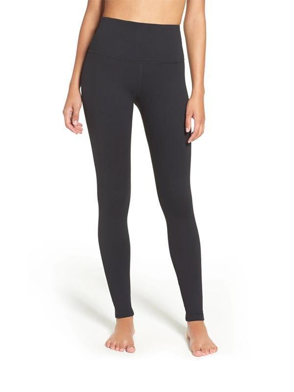 "If there's one thing to add to your own wishlist, it's these crazy-soft <a href=""https://www.glamour.com/story/zella-leggings-nordstrom-review?mbid=synd_yahoo_rss"" rel=""nofollow noopener"" target=""_blank"" data-ylk=""slk:Zella leggings"" class=""link rapid-noclick-resp"">Zella leggings</a> that rack up five-star reviews on the daily. $59, Nordstrom. <a href=""https://www.nordstrom.com/s/zella-live-in-high-waist-leggings/4312529"" rel=""nofollow noopener"" target=""_blank"" data-ylk=""slk:Get it now!"" class=""link rapid-noclick-resp"">Get it now!</a>"