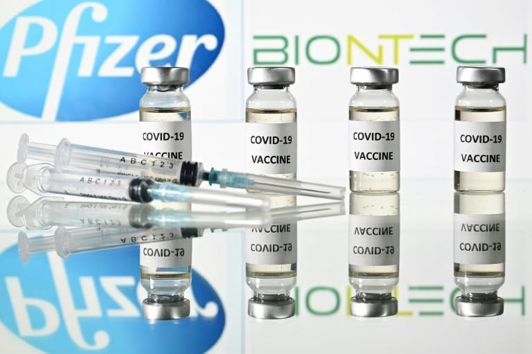 BioNTech chief executive says the vaccine developed with Pfizer may start deliver in December