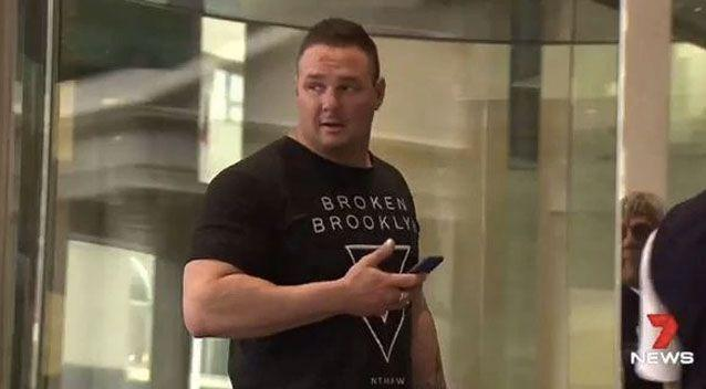 An unruly passenger who forced a Qantas flight to return to Perth has apologised. Photo: 7 News