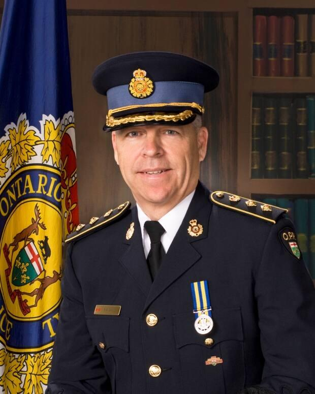 Robert M. Bruce will begin his role as Saint John Police Force chief on July 1. (Submitted by Saint John Board of Police Commissioners - image credit)