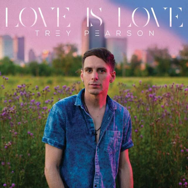 """Pearson's seven-song EP, """"Love Is Love,"""" was released Nov. 17. (Megan Leigh Barnard)"""