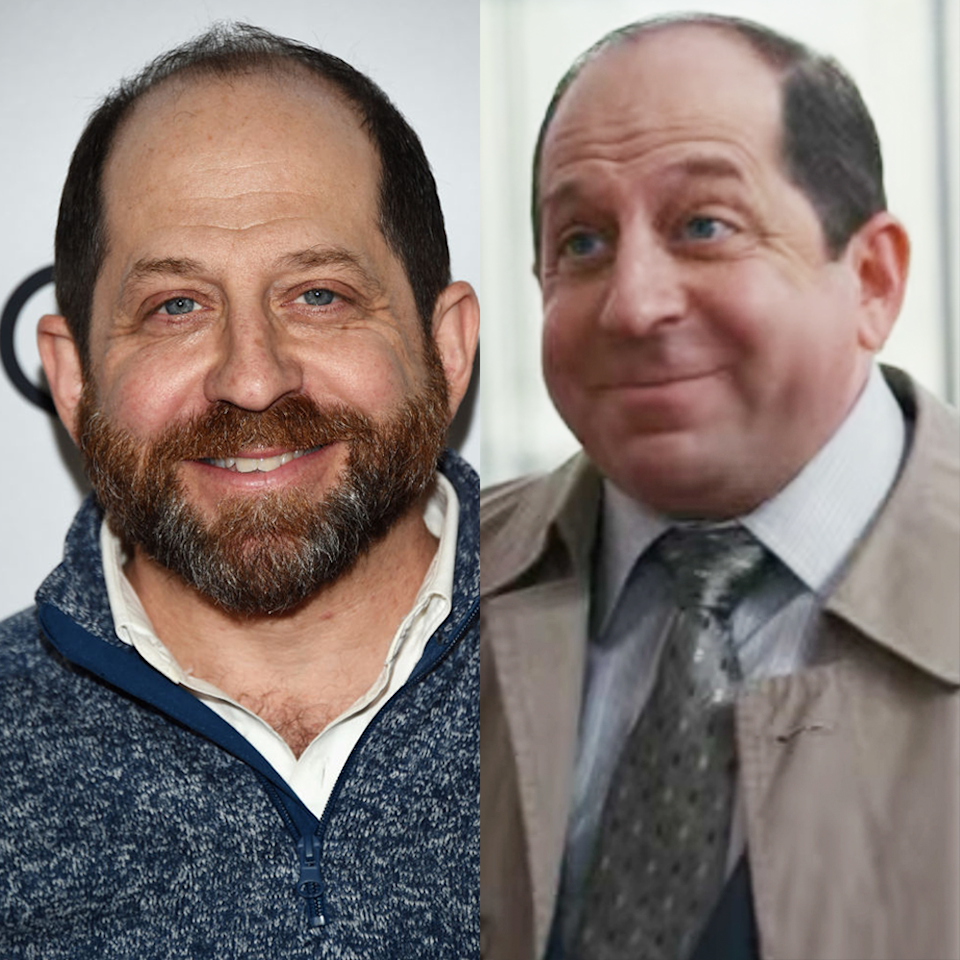 <p>Kravits plays Carl Epstein, the man who helped bring the downfall of the designers' brand. Kravits has multiple TV roles including recently in <em>Law and Order: SVU</em> and <em>The Undoing</em>. </p>