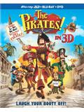 The Pirates! Band of Misfits Box Art