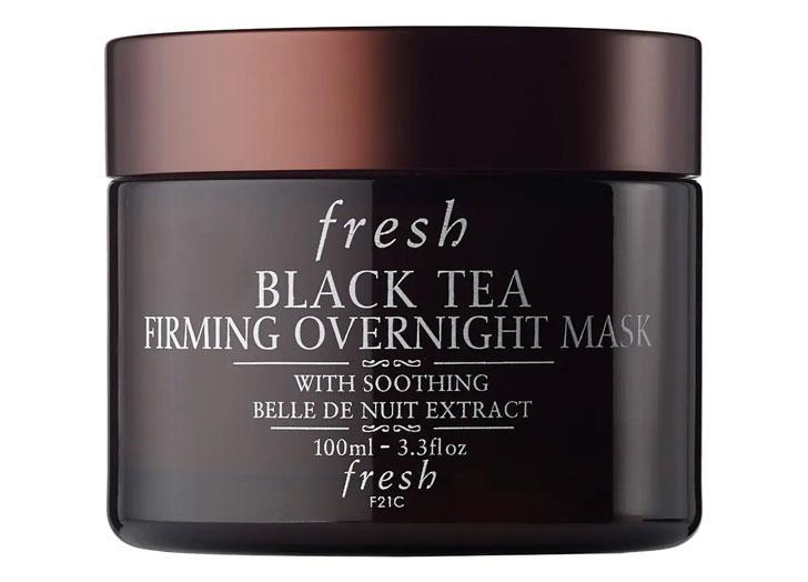 """<p>The kombucha and botanical extracts mix (black tea, blackberry and lychee seed) promises a firmer and more supple look overnight.</p> <p><a class=""""link rapid-noclick-resp"""" href=""""https://shop-links.co/1737943235938257589"""" rel=""""nofollow noopener"""" target=""""_blank"""" data-ylk=""""slk:Buy It ($92)"""">Buy It ($92)</a></p>"""