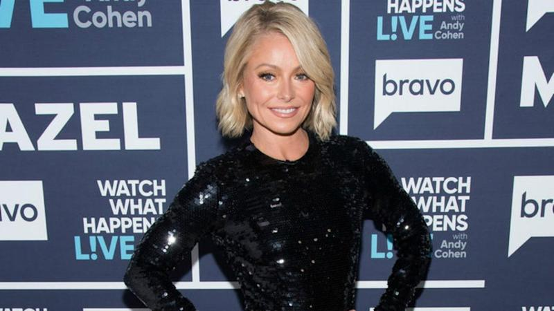 Kelly Ripa Reveals Regis Philbin Had a Strict 'No Talking Off-Camera' Rule on 'Live'