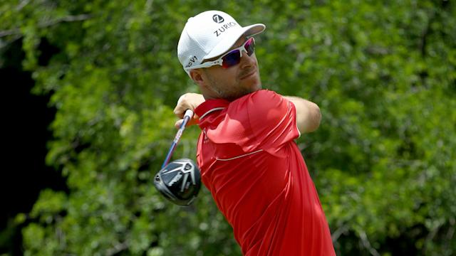 Crane recorded a hole-in-one Sunday at the Wyndham Championship.