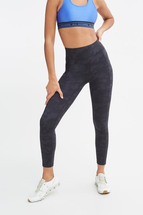 <p>These <span>All Access High Waisted Center Stage Pocket Leggings</span> ($98) fit like a dream, and come in sizes XXS to 3X.</p>