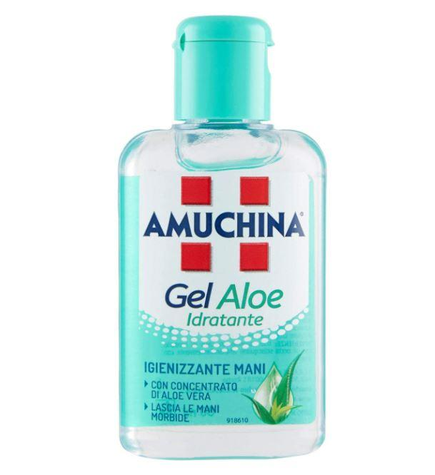 Amuchina Gel Aloe - 80Ml