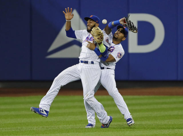 The Mets lost in tough fashion Monday night. (AP Photo/Frank Franklin II)